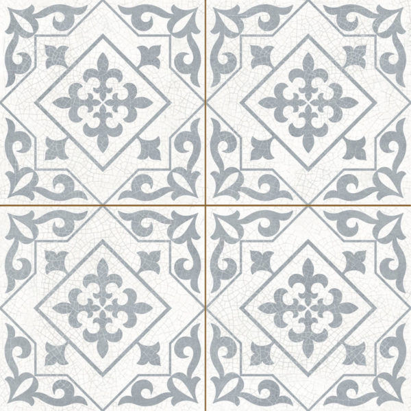 ПЛИТКА TEMPLE SILVER 45x45 Timeless Dvomo