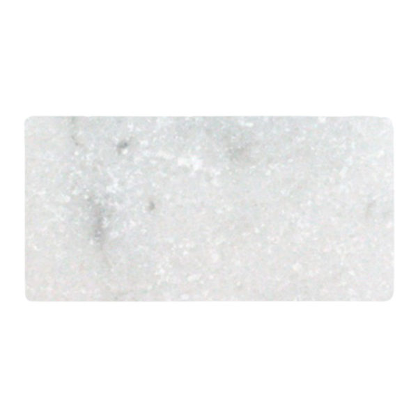 Плитка WHITE MARBLE TUMBLED 7.5x15 Marble Stone4Home